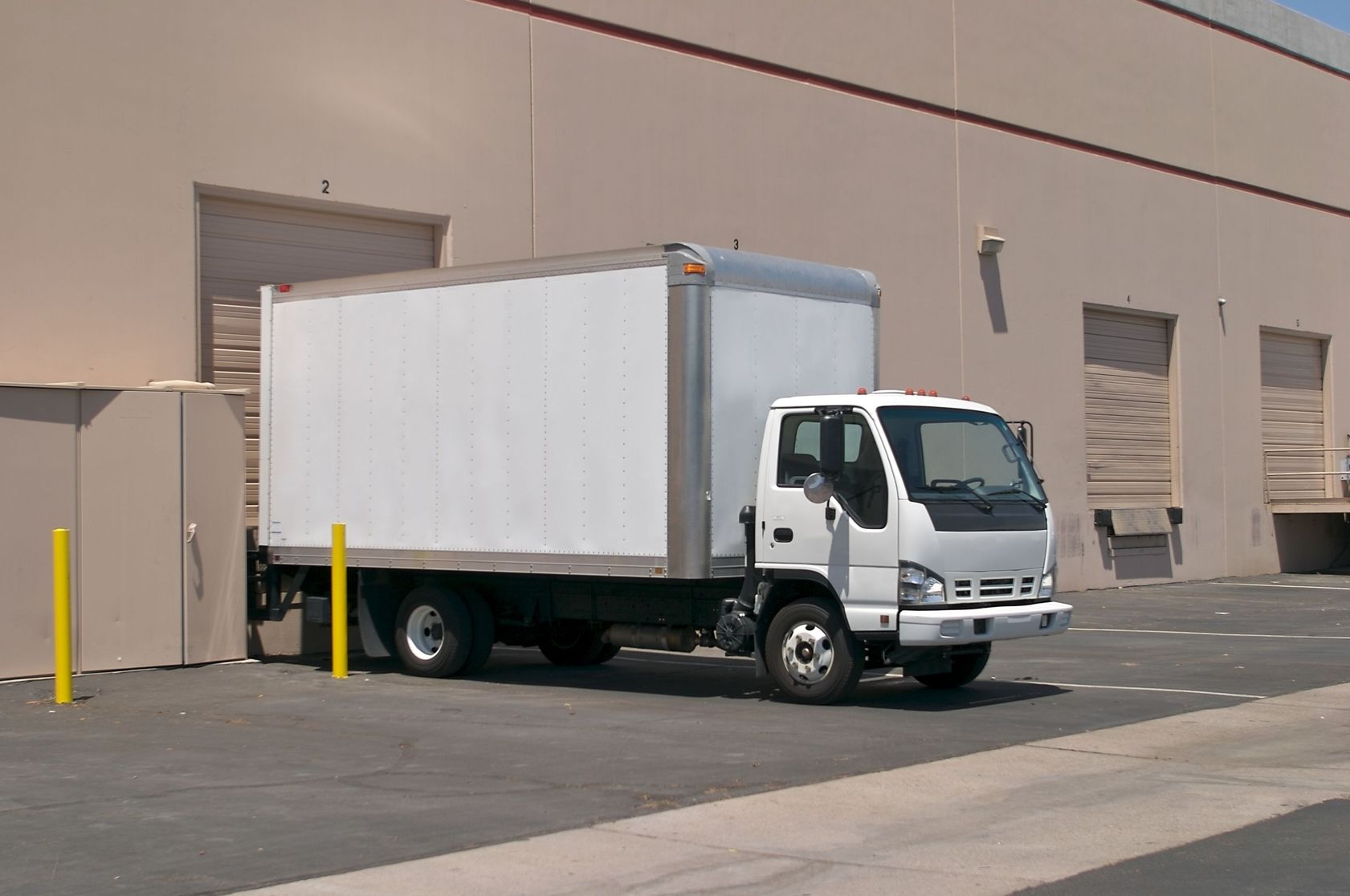 St. Louis Box Truck Insurance